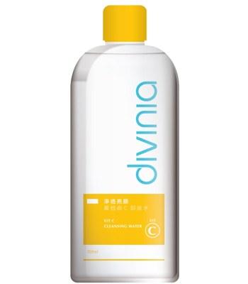 Divinia - 淨透亮顏維他命C卸妝水-300ml
