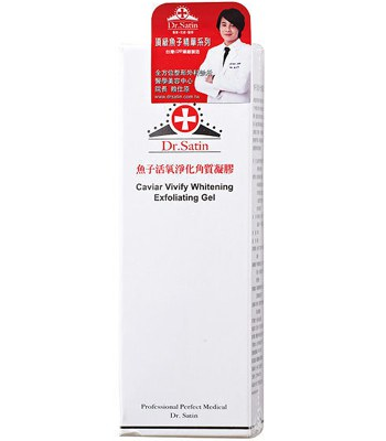 Dr.Satin - 魚子活氧毛孔淨化煥膚凝膠-125ml