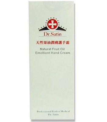 Dr.Satin - 天然果油潤膚護手霜-45ml