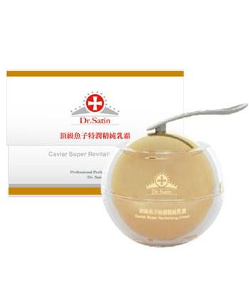 Dr.Satin - 頂級魚子特潤精純乳霜-45ml