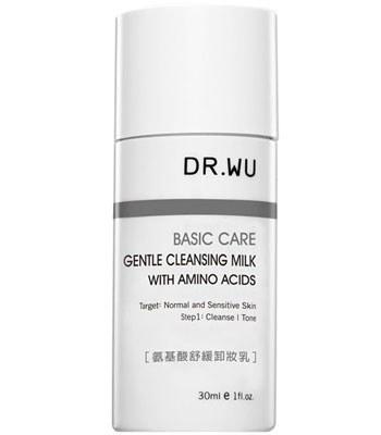 DR.WU - 氨基酸舒緩卸妝乳-30ml