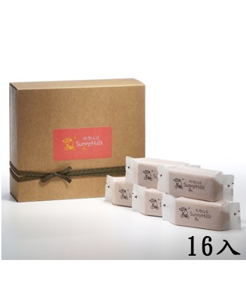 SunnyHills - 微熱山丘鳳梨酥(保期短不送大陸)- 16入-16入