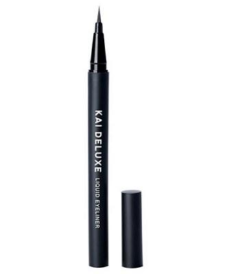 KAI DELUXE - 女戰士激黑防水眼線液筆-0.6ml