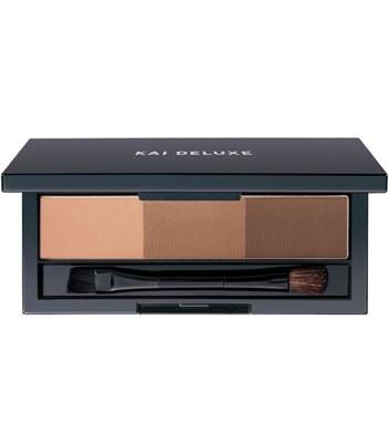 KAI DELUXE - 型色大師 特調三色眉粉盒