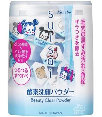 KANEBO  - SUISAI酵素潔膚粉D( Disney TsumTsum)-0.4gx32入