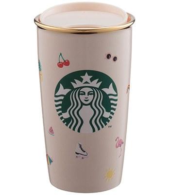 Starbucks Corporation - 12OZ BAN.DO DW夏日風情-1入