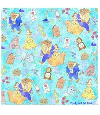 Pikka - 世界最細纖維毛孔潔淨布童話故事款