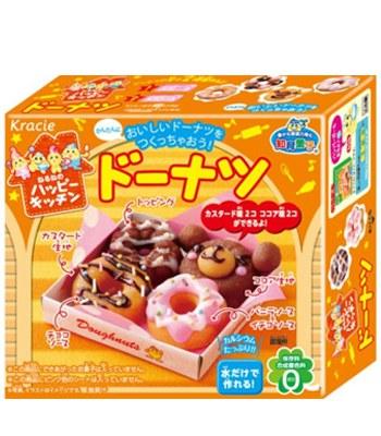 Japanese snacks - 知育菓子創意DIY小達人- 甜甜圈-41g