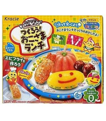 Japanese snacks - 知育菓子創意DIY小達人-兒童餐-30g