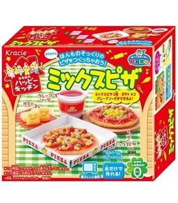 Japanese snacks - 知育菓子創意DIY小達人-披薩-30g