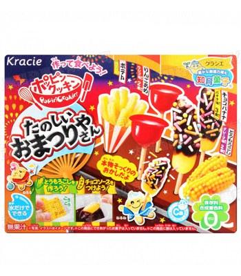 Japanese snacks - 知育菓子創意DIY小達人-祭典-24g