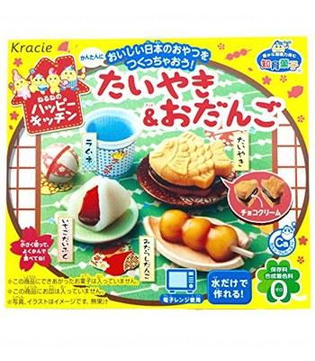 Japanese snacks - 知育菓子創意DIY小達人- 日式點心-39g