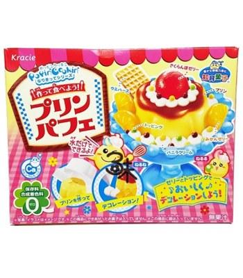 Japanese snacks - 知育菓子創意DIY小達人- 布丁-25g