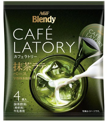 Japanese snacks - AGF Blendy