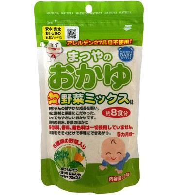 Japanese snacks - 松屋嬰兒米粉