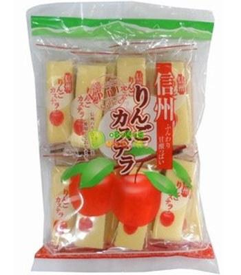 Japanese snacks - 大昇蘋果蛋糕-196g
