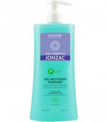 Jonzac - 活泉平衡控油潔淨露-400ml