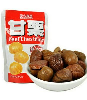 HongKong buyer - 優的良品 甘栗-100g