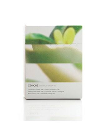 Zenique - 桂花綠茶 輕巧盒-分享包-6包