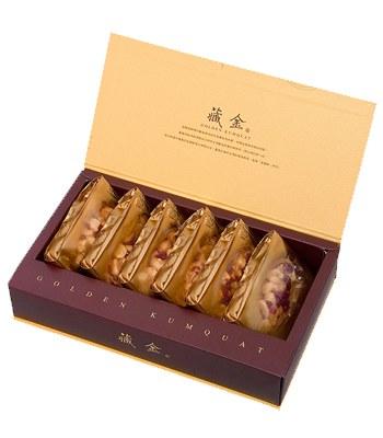 宜蘭餅 - 藏金火山豆