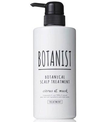 BOTANIST - 植物性頭皮護理潤髮乳-柑橘&麝香-490ml