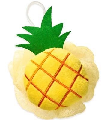 ETUDE HOUSE - 熱帶雞尾酒~鳳梨造型沐浴球-1個
