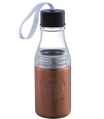 Starbucks Corporation - 17OZ COPPER女神提繩SS冷水壺-1入