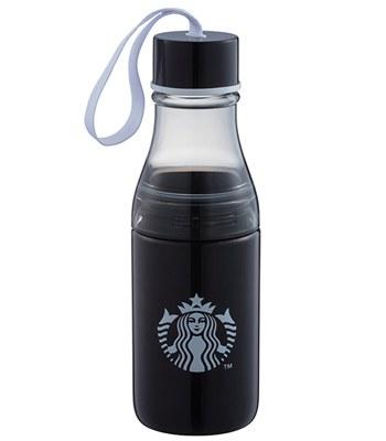 Starbucks Corporation - 17OZ 黑女神提繩冷水壺-1入