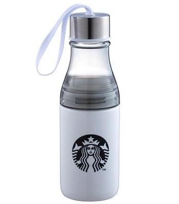 Starbucks Corporation - 17OZ 白女神提繩冷水壺-1入