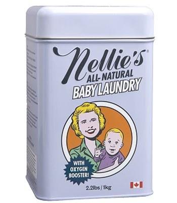 Nellies - 天然 雙效寶寶洗衣蘇打-900g