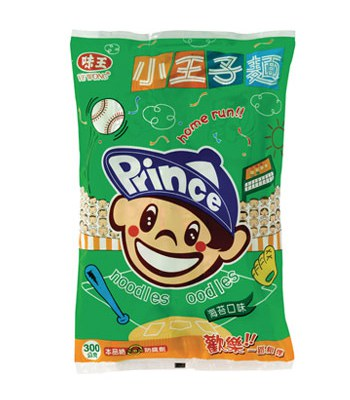 MyHuo Recommended Snacks - 小王子麵