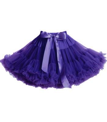 DOLLY - 小仙女澎澎裙 (紫羅蘭色)