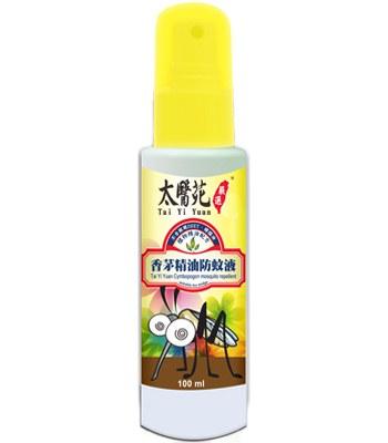 MYHUO LifeStyle - 太醫苑香茅精油防蚊液