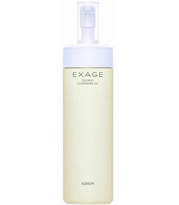 ALBION - 活潤透白肌淨卸妝油-200ml