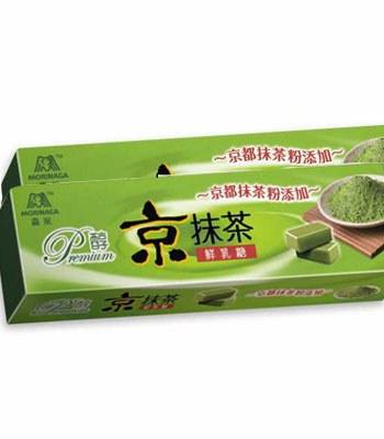 MORINAGA - 濃醇京抹茶鮮乳糖x2-50gx2