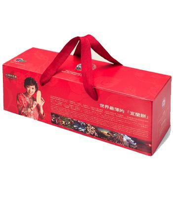 宜蘭餅 - 八景盒(無外包裝紙盒)-3包