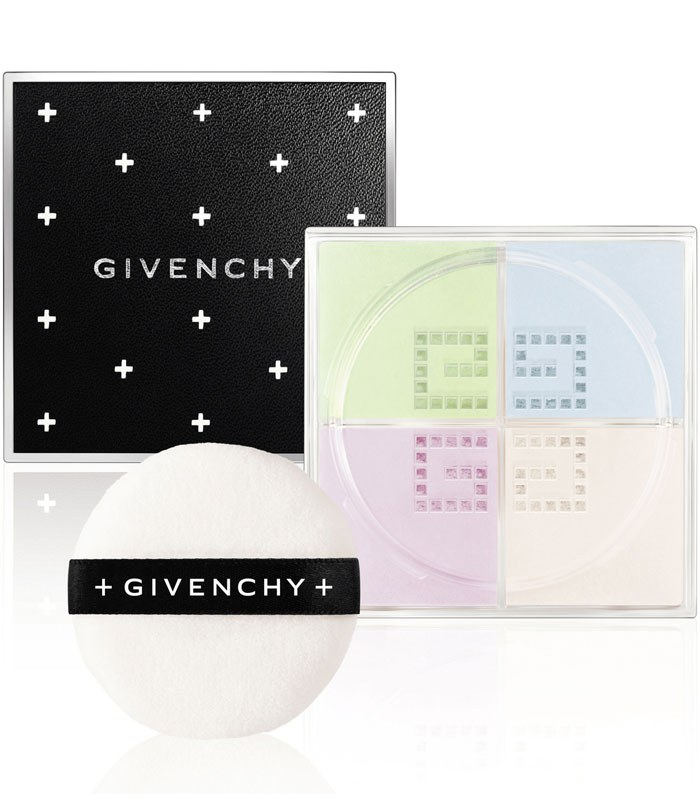 GIVENCHY - 【限量版】新一代魅力4G幻彩蜜粉 (COUTURE EDITION)- 01 N°1 Mousseline Pastel-12g