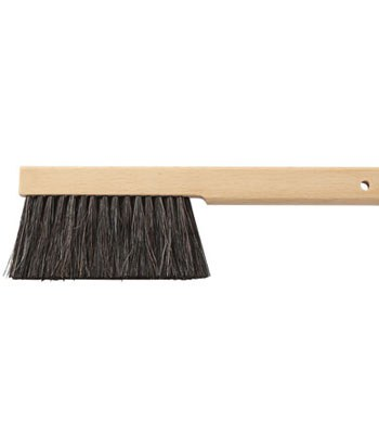 MUJI - 木製桌上型掃帚-1入