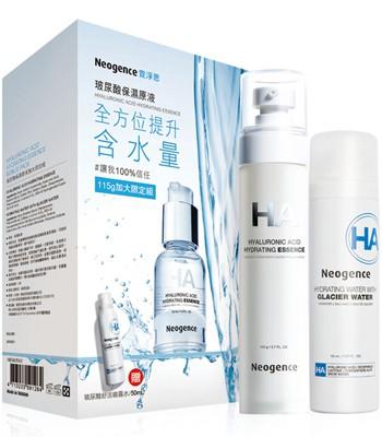 Neogence - 玻尿酸保濕原液重裝限定組-1組