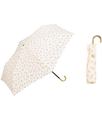 Japan buyer - w.p.c 粉彩愛心折疊傘