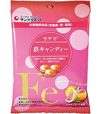 Japan buyer - 日本葡萄柚補鐵(Fe)糖-65g