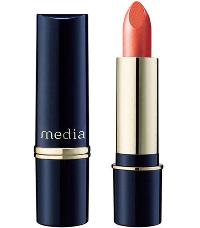 media - 滋潤持久型唇膏
