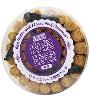 HongKong_buyer - 優的良品 紫菜肉鬆蛋捲-250g