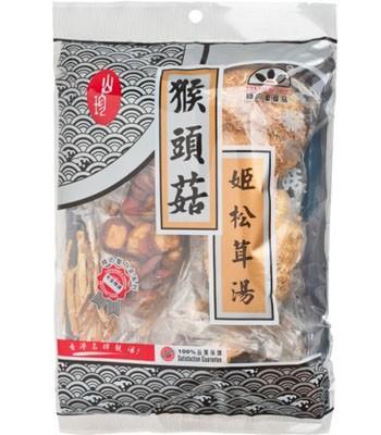 HongKong_buyer - 綠之聖-白金系列-猴頭菇姬松茸湯-112g