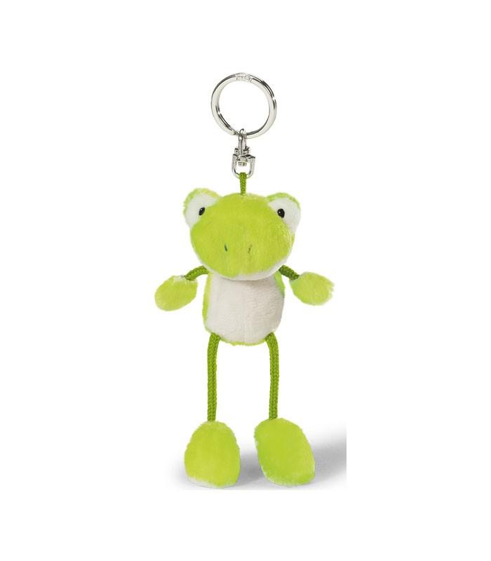 eslite - NICI科加青蛙鑰匙圈-10X5X5CM