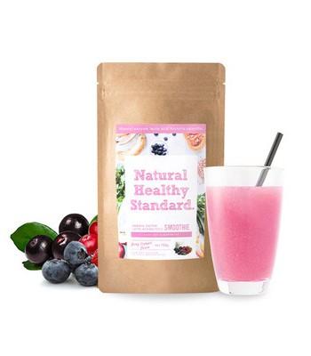 Japan buyer - Natural Healthy Standard酵素青汁瘦身代餐- 莓果乳酸菌-160g