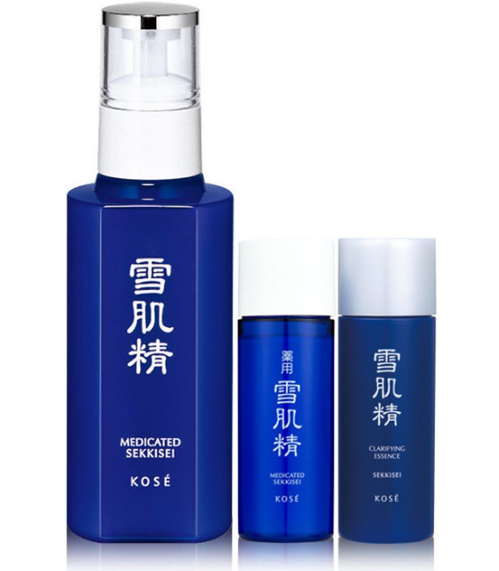 KOSE - 2017週年慶 - 雪嫩柔膚經典組
