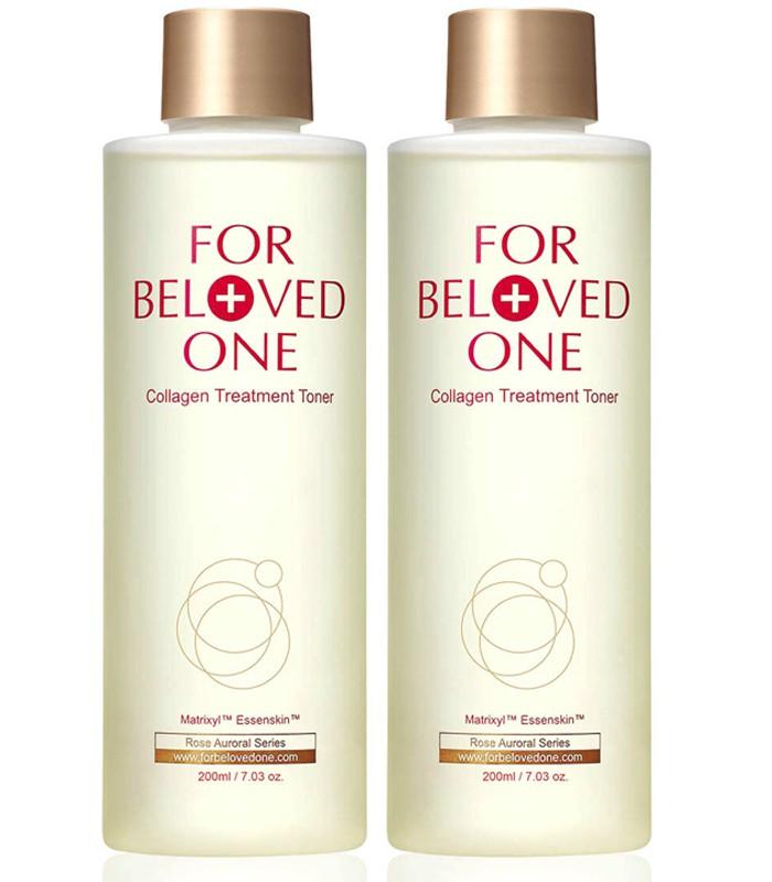 FOR BELOVED ONE - 2017週年慶 - 膠原蛋白化妝水(雙罐組)-1組
