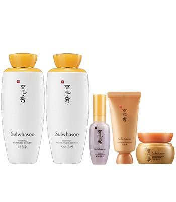 sulwhasoo - 2017週年慶 - 基礎滋陰乳水組-1組
