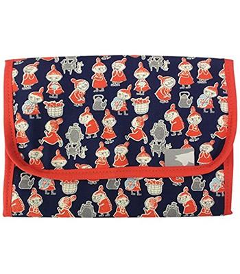 Japan buyer - MOOMIN滿版造型母子手帳收納包-1入